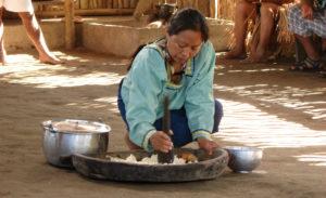 Sarayaku Woman
